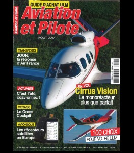 Aviation et Pilote - Août 2017