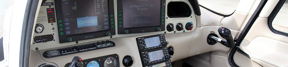 Glass Cockpit Avidyne