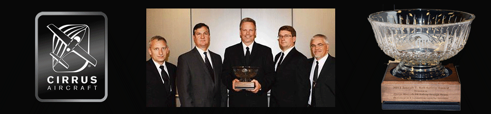 cirrus-aircraft-sr-series-engineering-and-design-team-receives-joseph-t-nall-safety-award-2